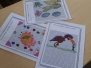 Grade VI & VII Created Beautiful Ancient Roman Mosaic Artworks